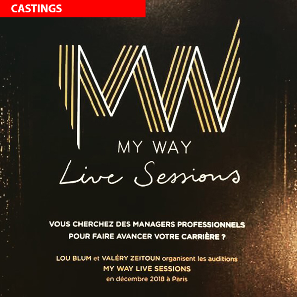 My Way Live Sessions