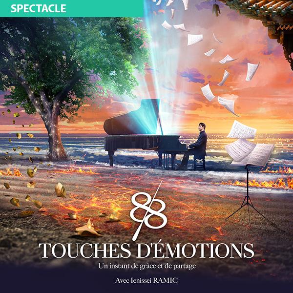 88 touches d'émotions