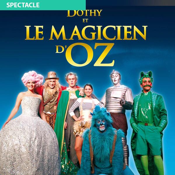 Dothy & le magicien d'Oz
