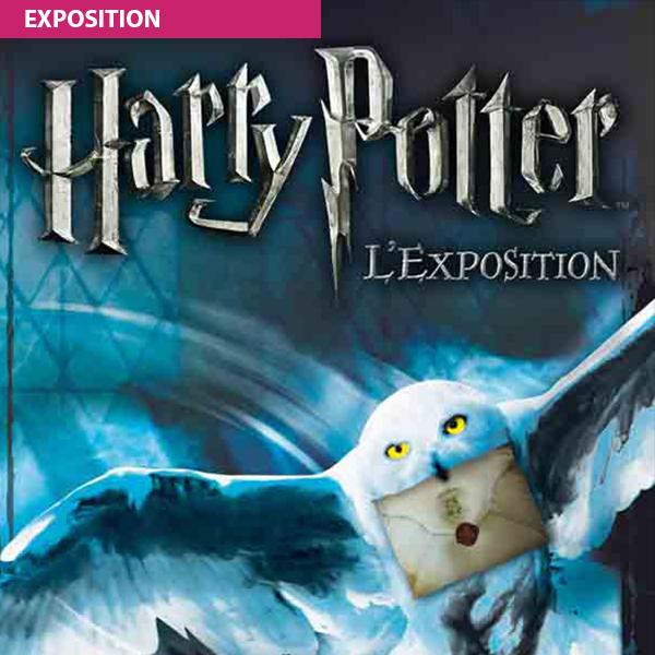 Harry Potter l'exposition